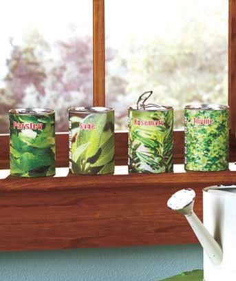 Garden in a Can