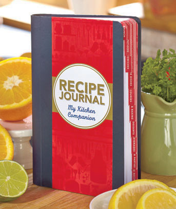Workout or Recipe Journals