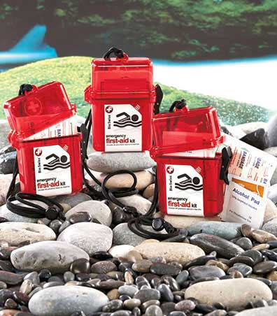 Set of 3 Waterproof First Aid Kits