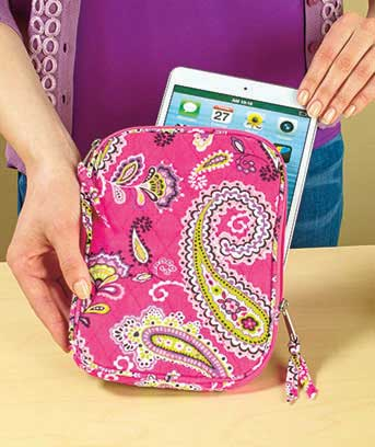 "Quilted 8"" Tablet Cases"