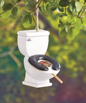 Novelty Birdhouses or Bird Feeder