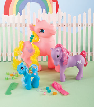 My Fancy Pony(TM) Family Playset