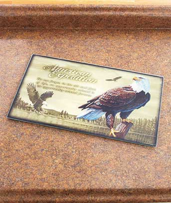 American Expedition Glass Cutting Boards