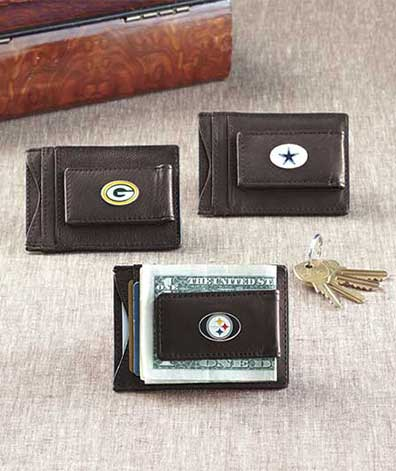 NFL Cash & Card Holder