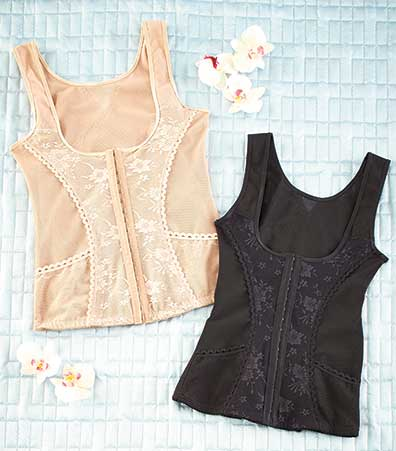 Wear Your Own Bra Corset Camisoles