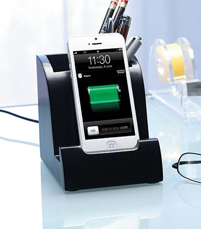 Smart Charge(TM) Desktop Charging Stations