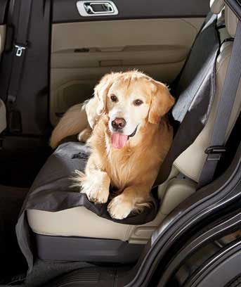 Full Auto Seat Cover for Pets