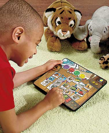 Smithsonian Kids Learning Tablets