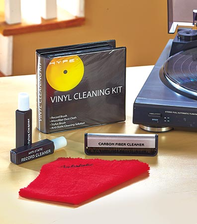 Vinyl Record or CDDVD Care Kits