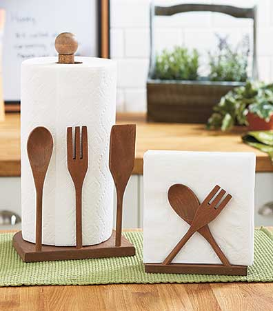 Rustic Utensil Kitchen Accessories