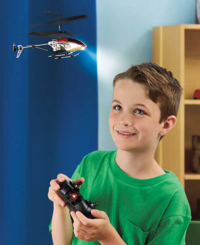 3.5 Channel Infrared Remote Control Helicopters