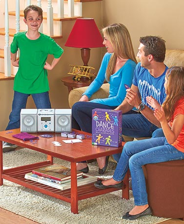 Dance Charades™ Party Game