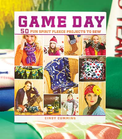 Game Day Fleece Project Book