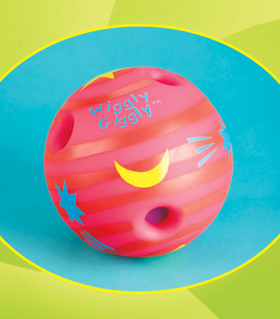 Wiggly Giggly� Ball