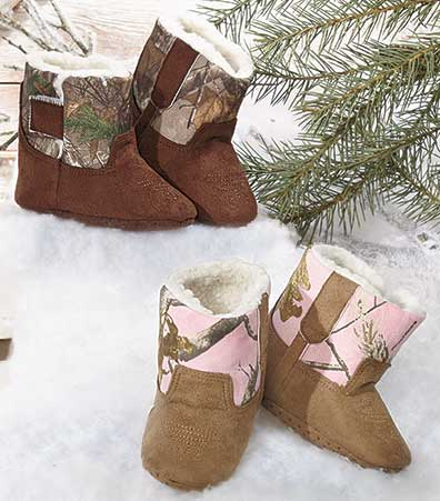 Northern Trail™ Baby Cowboy Booties