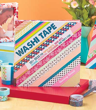 Washi Tape Project Book