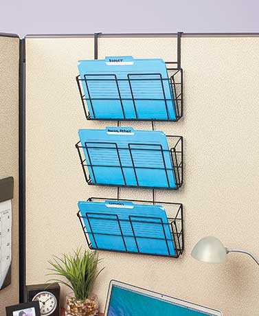 3-Tier Hanging File Organizers