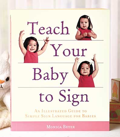 Teach Your Baby to Sign Book