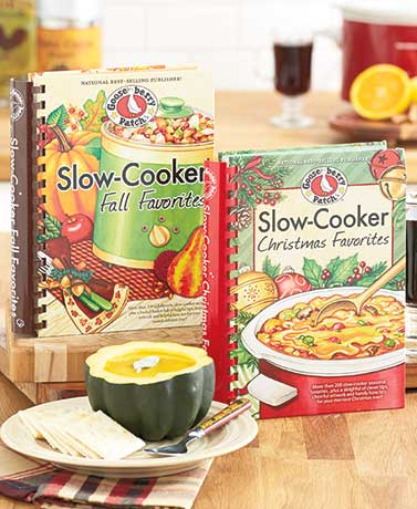 Gooseberry Patch� Slow-Cooker Cookbooks