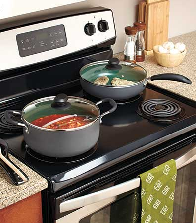 Eco-Friendly Home Cookware