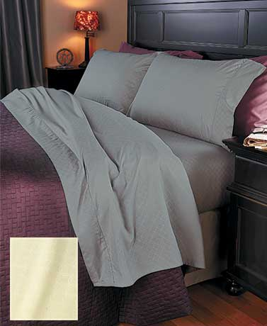 Easy Care Embossed Sheet Sets