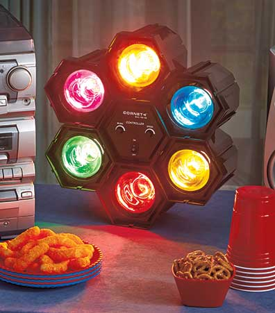 Cornet™ 6 Linkable Light Pods