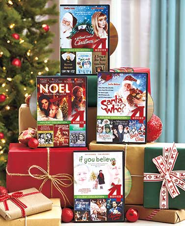 16 Classic Holiday Movies DVD Set