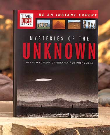 Mysteries of the Unknown Book