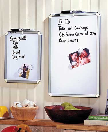8-Pc. Magnetic Dry Erase Board Value Set