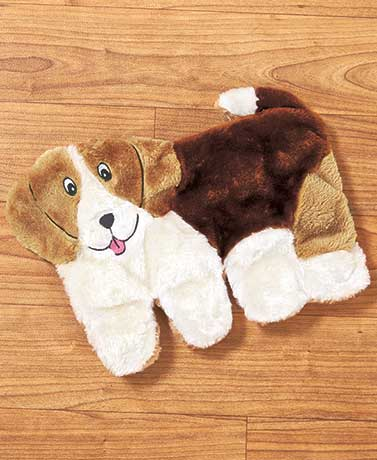 Dog Breed Squeaky Pup Pads