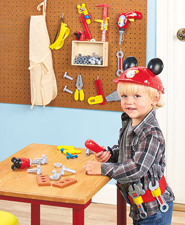 Mickey Mouse Mousekadoer Tool Set