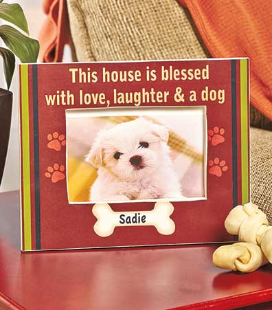 Personalized Pet Photo Frames
