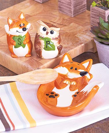 Fox and Owl Kitchen Countertop
