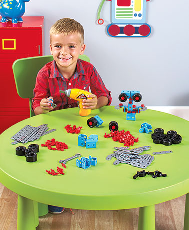 Lil' Engineer 280-Pc. Building Set