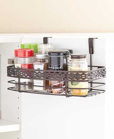 Over-the-Cabinet Storage Baskets