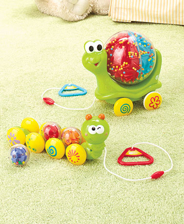 Playful Pull-Along Toys
