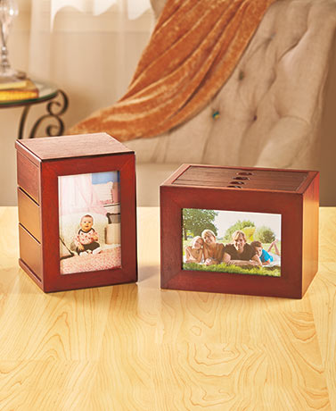 Solid Pine Photo Box or Drawer Frame