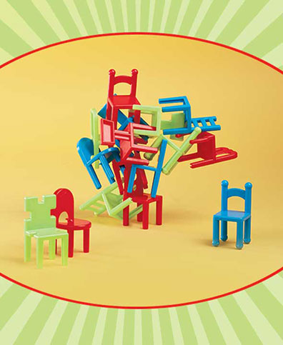 Chairs Stacking Game