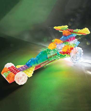 Drag Racer 6-in-1 Laser © Construction Toy