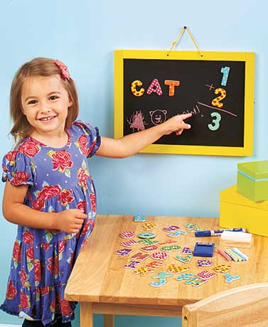 2-In-1 Magnetic Learning Board