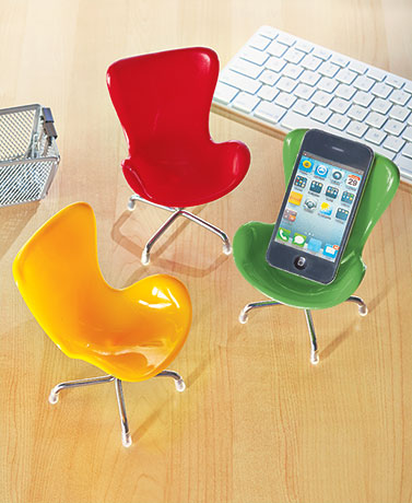 Set of 3 Cell Phone Chairs