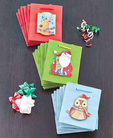 Sets of 18 Holiday Treat Bags