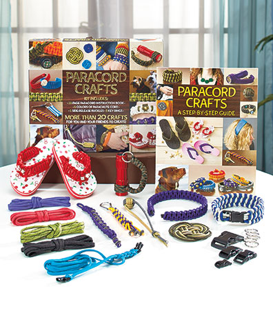 Paracord Weaving Crafts Kit