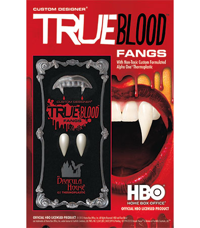 True Blood? Custom Designer� Fangs