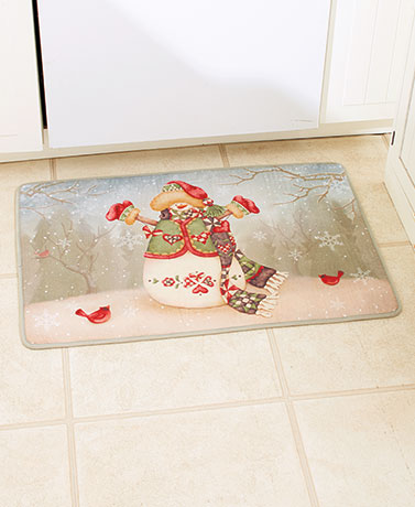 Country Snowman Kitchen Collection