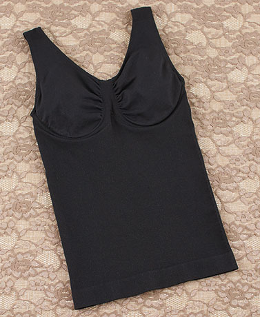 Shaping Comfort Bra Camis with Underwire