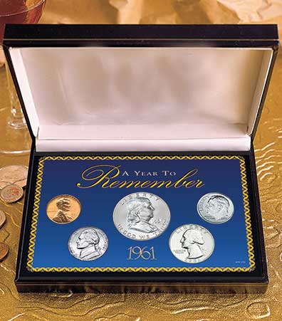 Year to Remember Coin Set 1934-1964