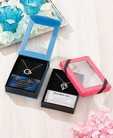 Love Pendant Gift-Boxed Sets