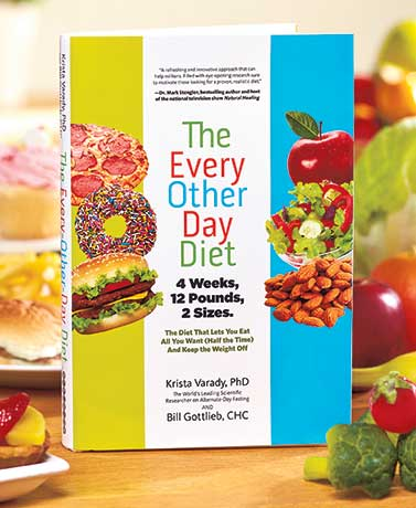 The Every Other Day Diet Book