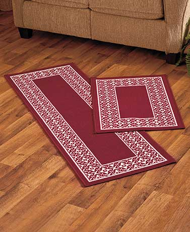 2-Pc. Accent Rug and Runner Sets